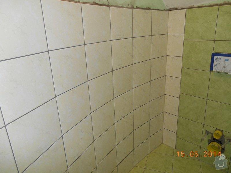 Položení dlažby a obkladu - malé wc: foto_060
