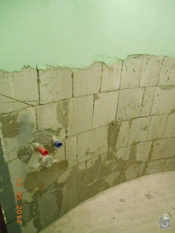 Položení dlažby a obkladu - malé wc: foto_004