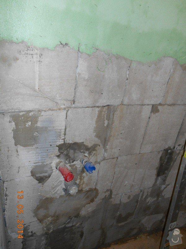 Položení dlažby a obkladu - malé wc: foto_013