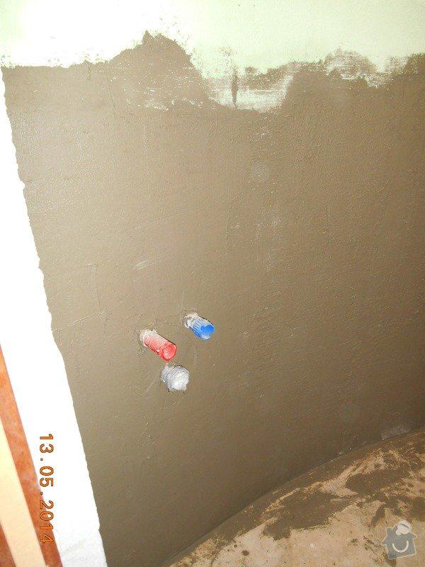 Položení dlažby a obkladu - malé wc: foto_017