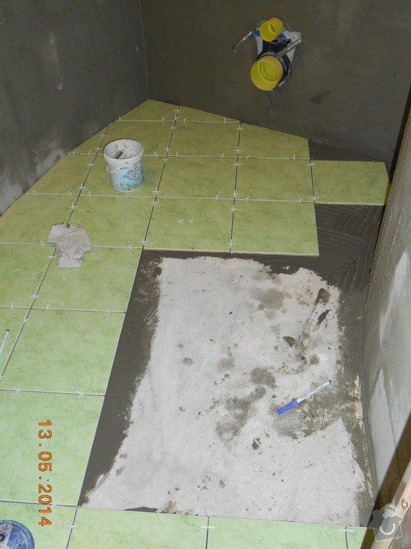 Položení dlažby a obkladu - malé wc: foto_027