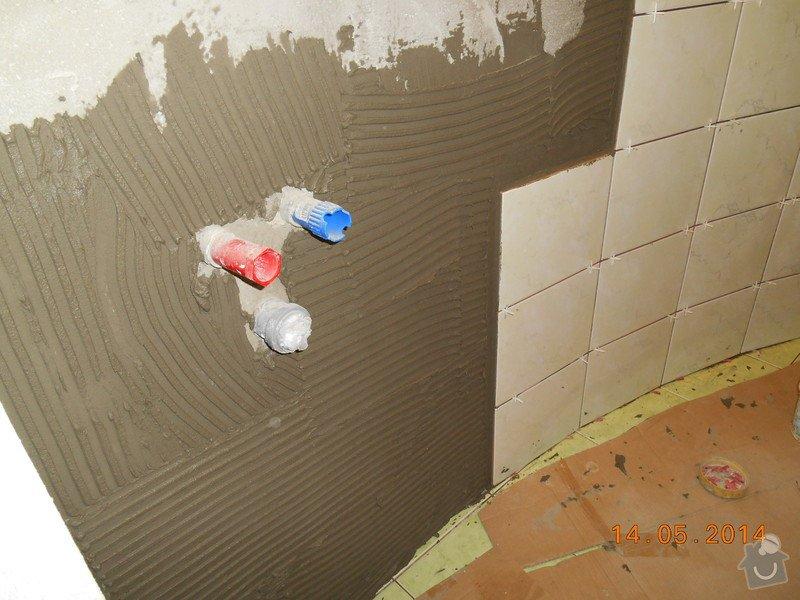 Položení dlažby a obkladu - malé wc: foto_032