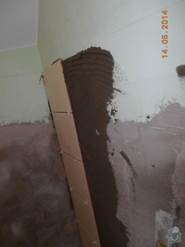Položení dlažby a obkladu - malé wc: foto_036