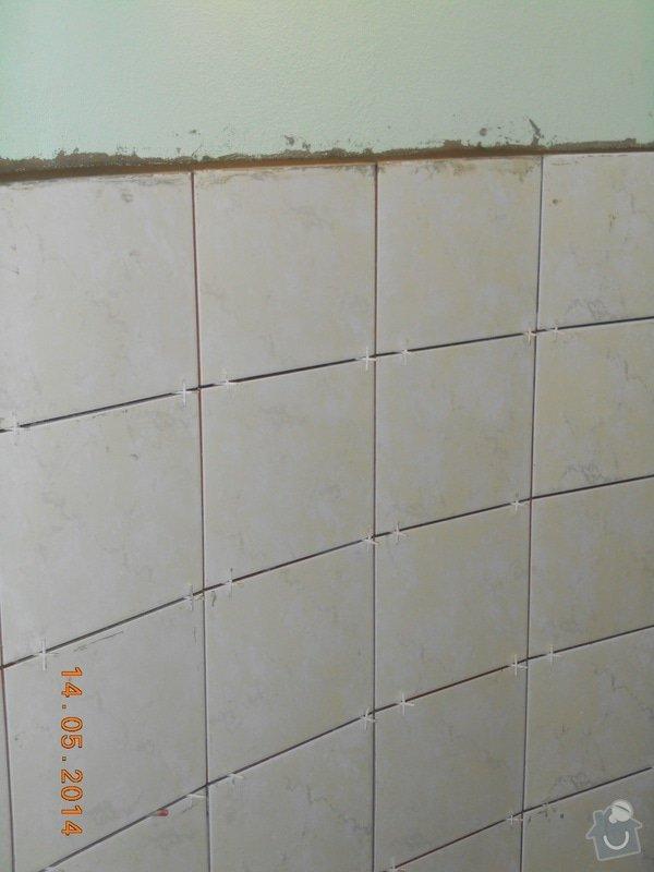 Položení dlažby a obkladu - malé wc: foto_039