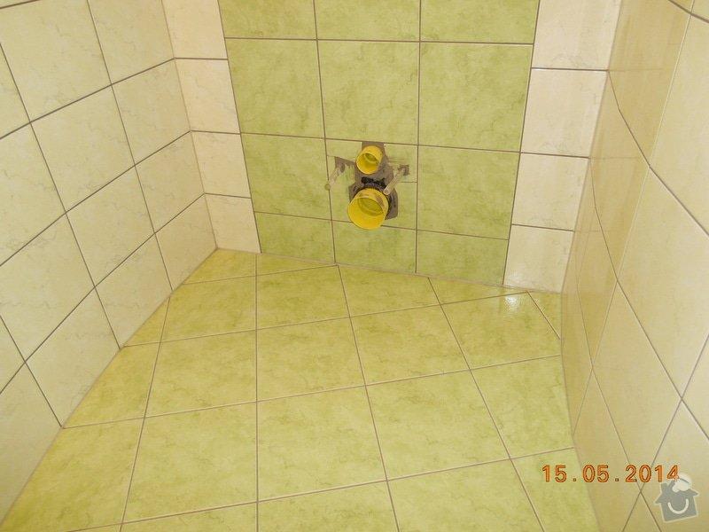 Položení dlažby a obkladu - malé wc: foto_061