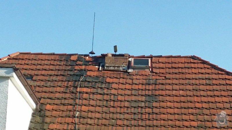Pokrývačské práce - oprava střechy z pálených tašek: f3b0fedf40129faa15a63d34ee058a73fecbcae421a6da830c9f4cea842df130