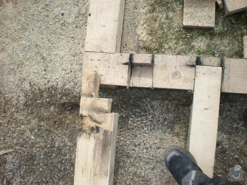 Dřevostavba - zahradní altán: pepa_obrazky_063