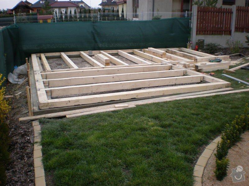 Dřevostavba - zahradní altán: pepa_obrazky_065