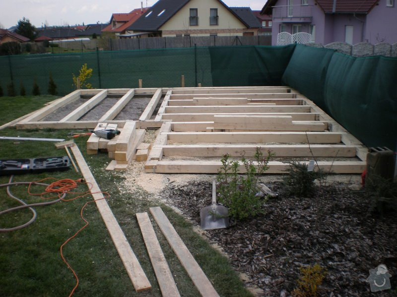Dřevostavba - zahradní altán: pepa_obrazky_066