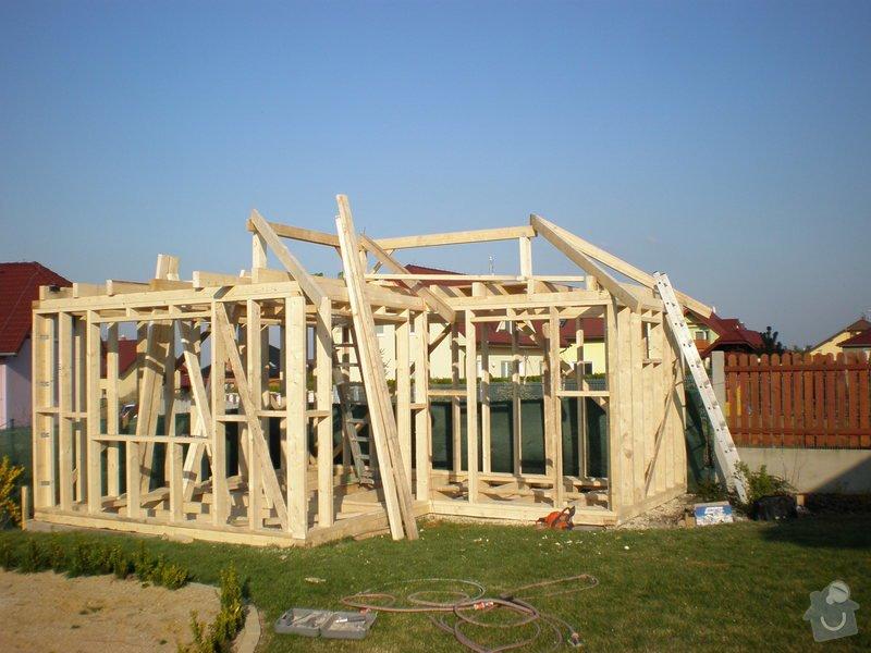 Dřevostavba - zahradní altán: pepa_obrazky_081