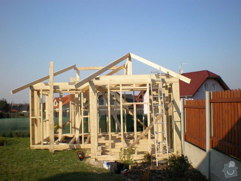 Dřevostavba - zahradní altán: pepa_obrazky_082