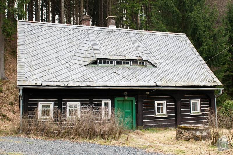 Kontrola a oprava střechy z břidlice: KL01