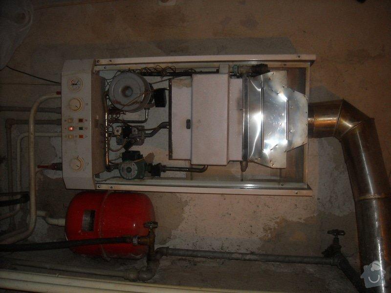 Vyvložkování komínu pro plynový kotel: 1E4AD79B