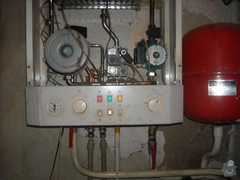 Vyvložkování komínu pro plynový kotel: 69D7B4E0