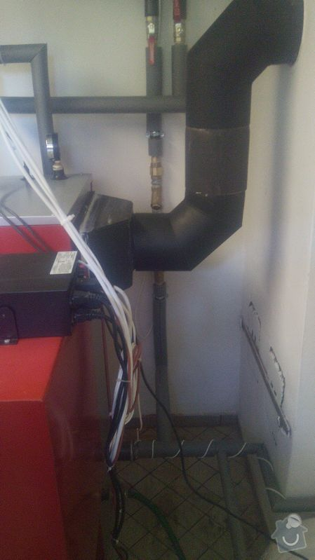 Prodej Automatický kotel Greeneco 20kW + montáž : IMG-20140520-WA0005