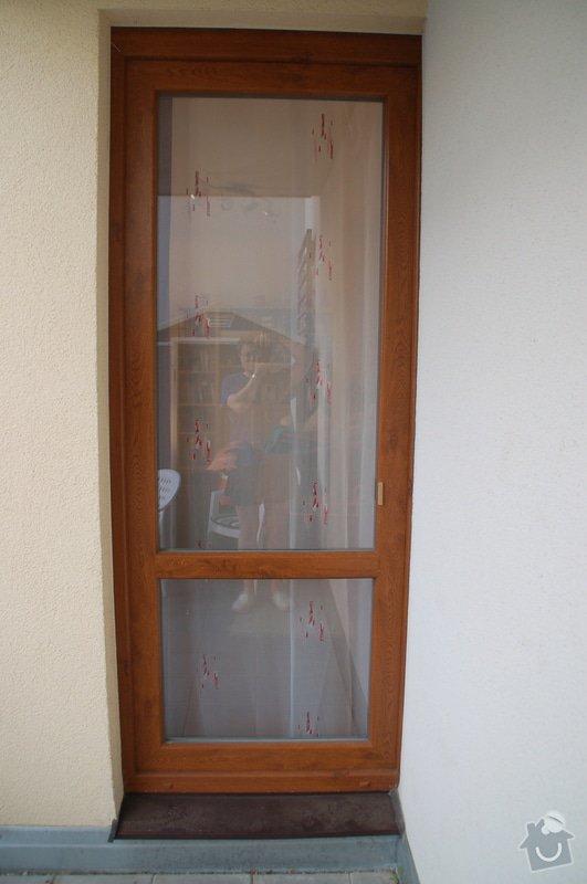 Zhotovení síťových dveří: DSC_0609