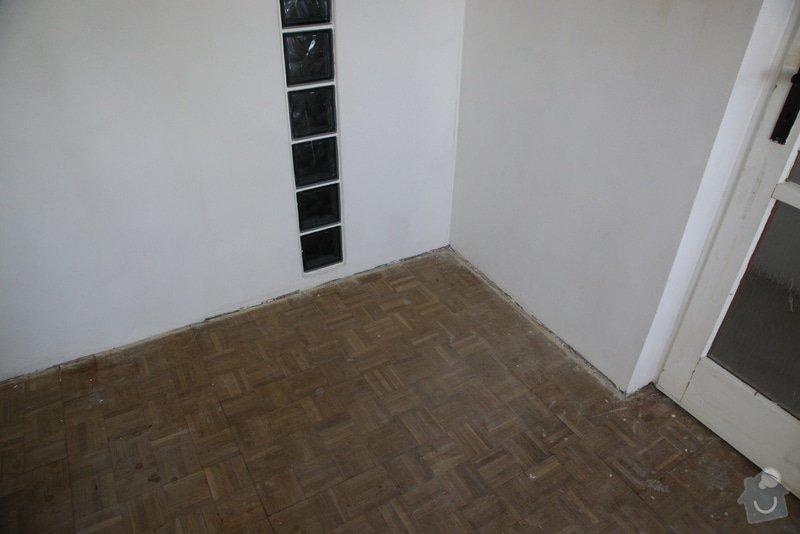 Výměná staré podlahy (skládané parkety) za plovoucí podlahu: IMG_2361