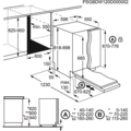 Vyroba kuchynske skrine pro vestavnou lednicku a mycku mycka