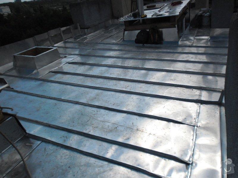 Oprava střechy pergoly.: SAM_0469