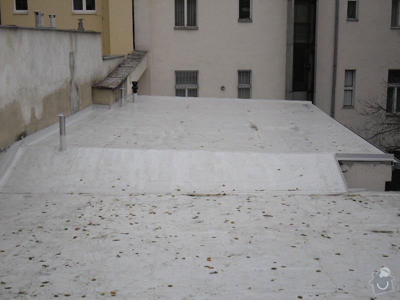 Oprava střechy pergoly.: SAM_0596