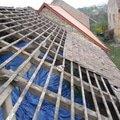 Oprava strechy pergoly sam 0657