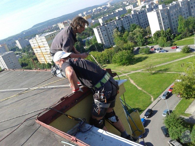 Oprava střechy pergoly.: Fotografie-0016