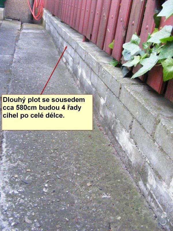 Pokládka zámkové dlažby: dlouhy_plot