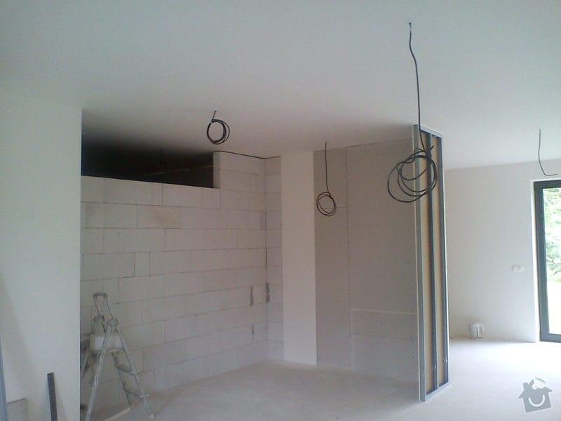 Úprava rozvodu elektro v bytě cca 130 m2. : DSC01106