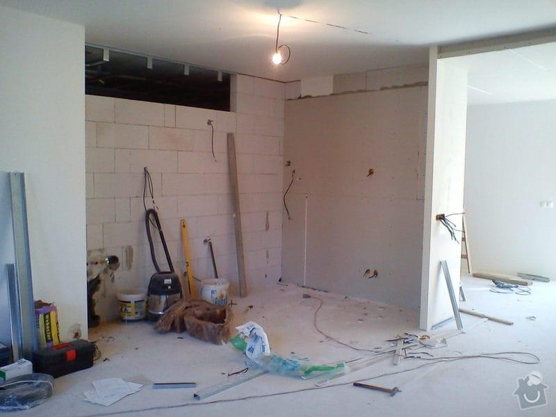 Úprava rozvodu elektro v bytě cca 130 m2. : DSC01144