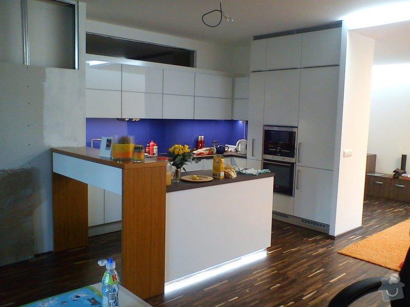 Úprava rozvodu elektro v bytě cca 130 m2. : DSC01229