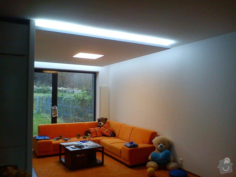 Úprava rozvodu elektro v bytě cca 130 m2. : DSC01230