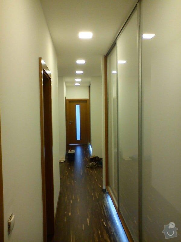 Úprava rozvodu elektro v bytě cca 130 m2. : DSC01232