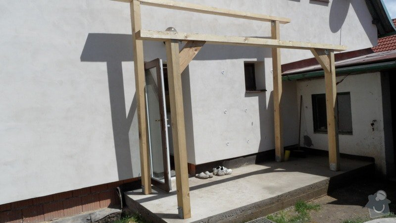 Stavba pergoly, tesařská firma! : SAM_0764