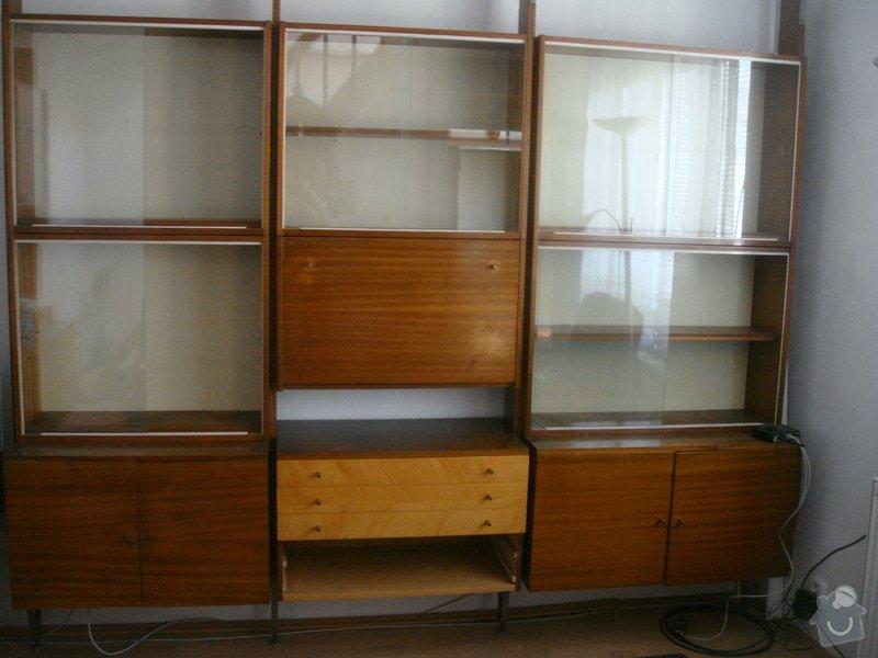 Úprava nábytkové stěny: DSC02772
