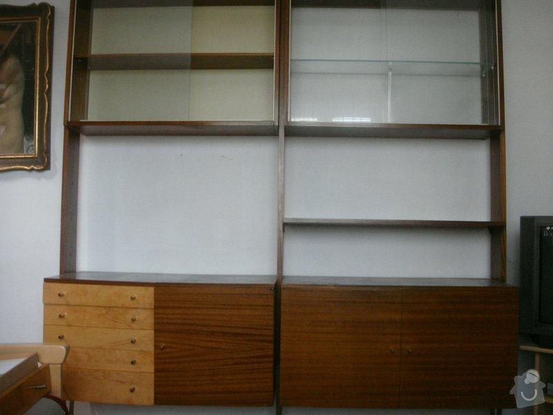 Úprava nábytkové stěny: DSC02774