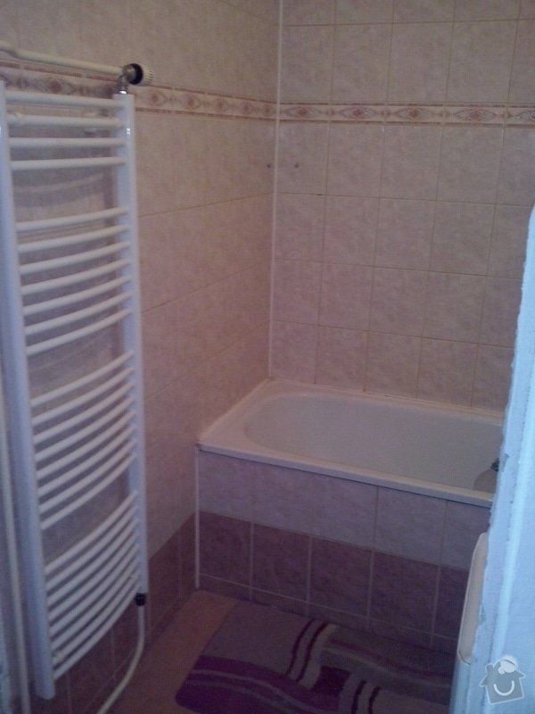 Rekonstrukce koupelny WC: CAM00137