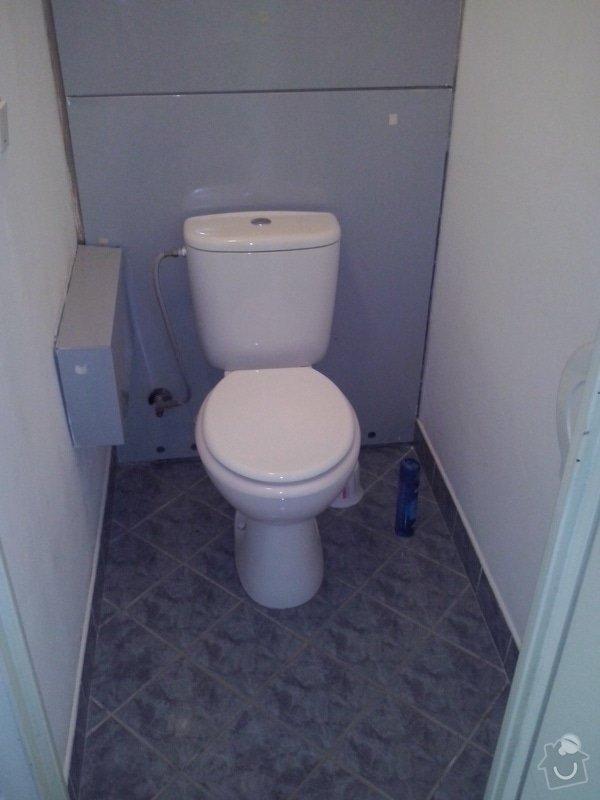 Rekonstrukce koupelny WC: CAM00138