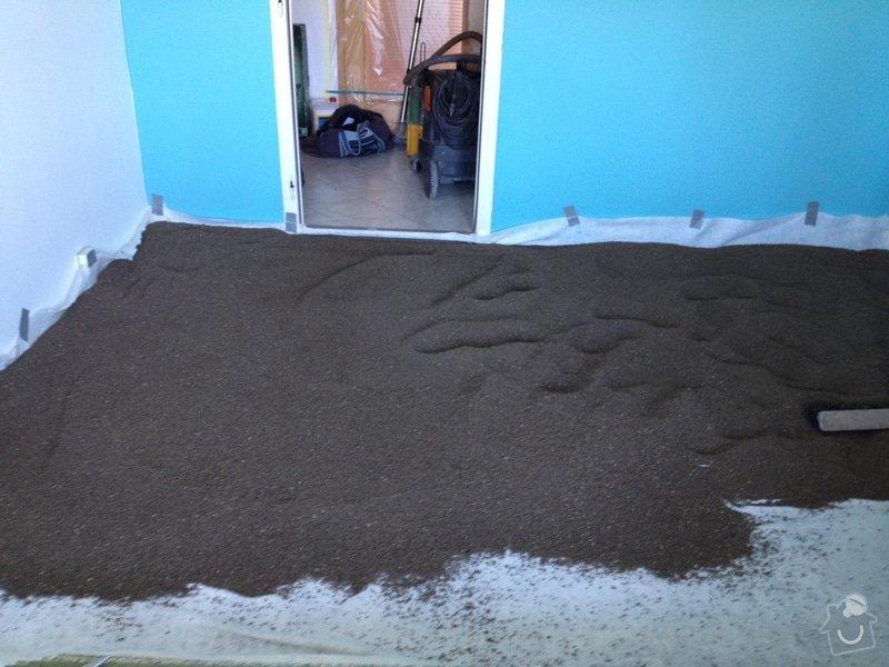 Pokládky vinylové podlahy, výrobce Fatra Napajedla, 15 m2: 3