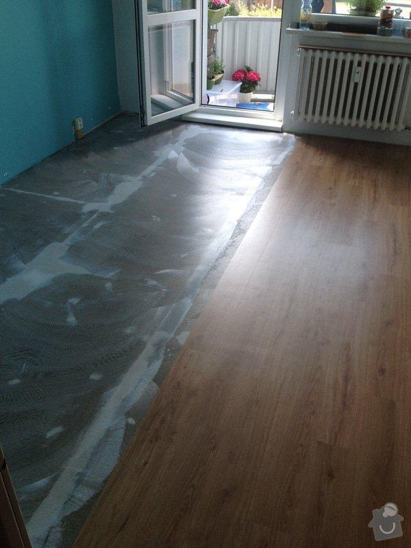 Pokládky vinylové podlahy, výrobce Fatra Napajedla, 15 m2: 10
