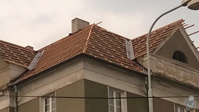Rekonstrukce střechy bytového domu: 2014-03-31_16.34.06