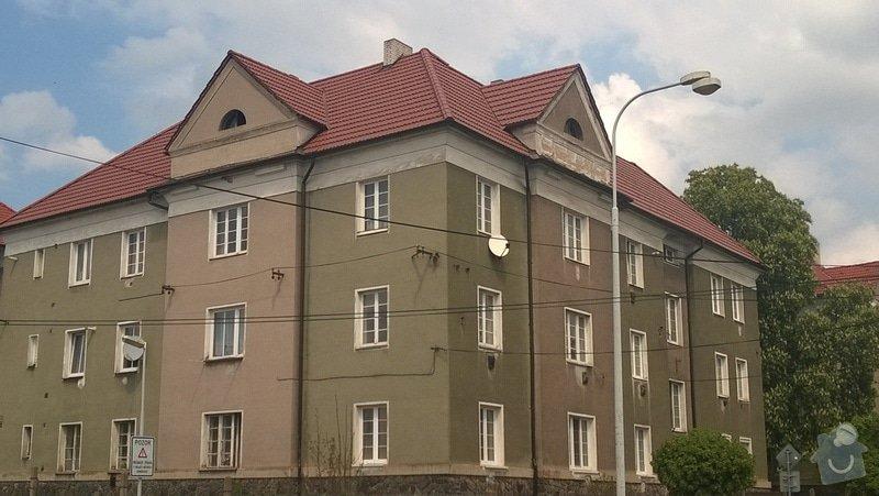 Rekonstrukce střechy bytového domu: 2014-04-25_13.23.21
