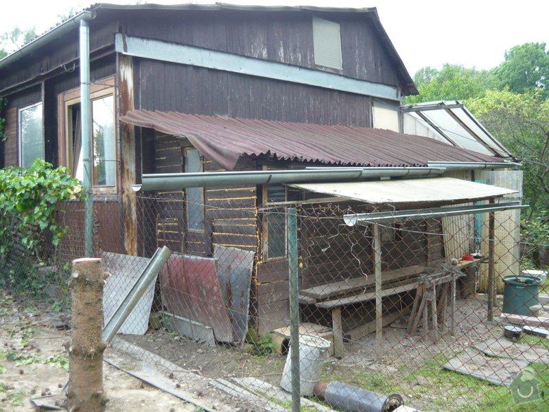 Hrubou stavbu obvodových zdí: P1210776