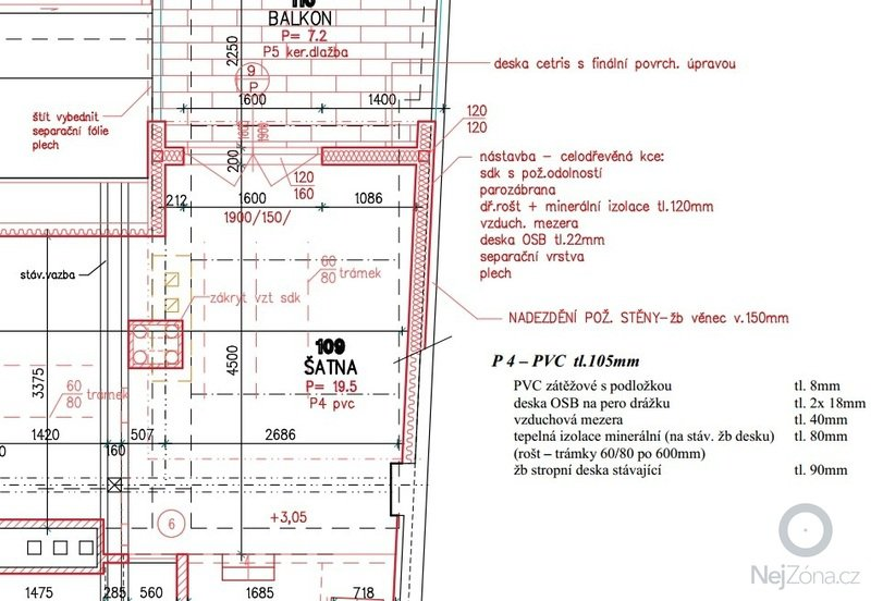 Realizace nové podlahy z OSB desek: projekt