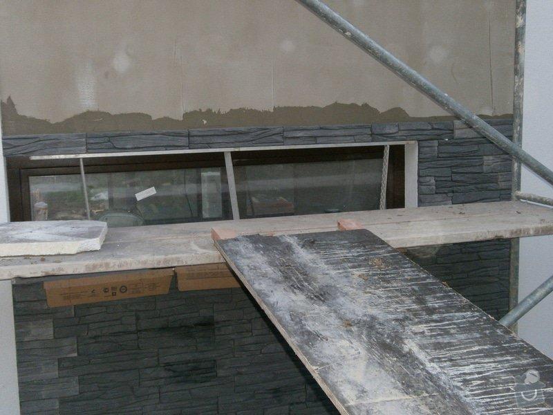 Pokládka vnitřních dlažeb a obkladů: 38
