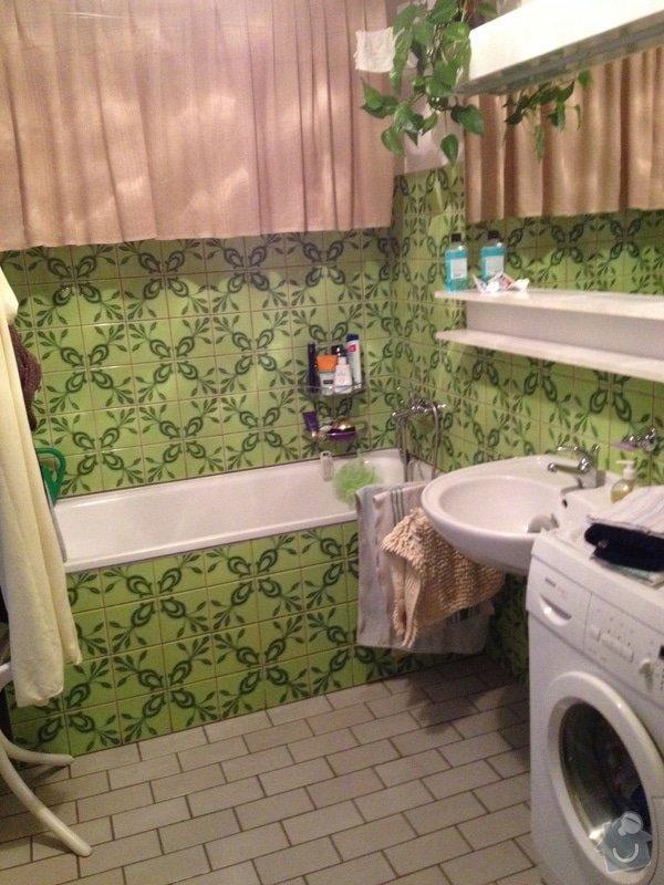 Rekonstrukce koupelny a WC, Praha: IMG_8557