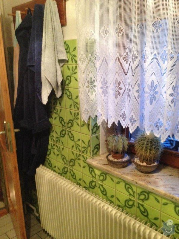 Rekonstrukce koupelny a WC, Praha: IMG_8558