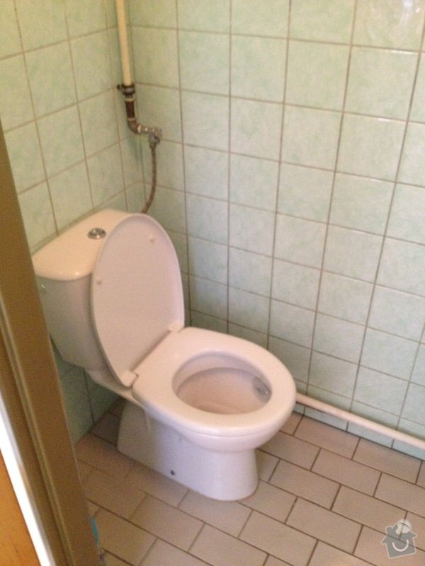 Rekonstrukce koupelny a WC, Praha: IMG_9105