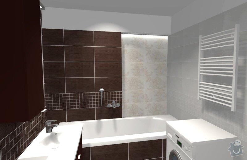 Kompletní rekonstrukce části bytu v Kohoutovicích: fot_3