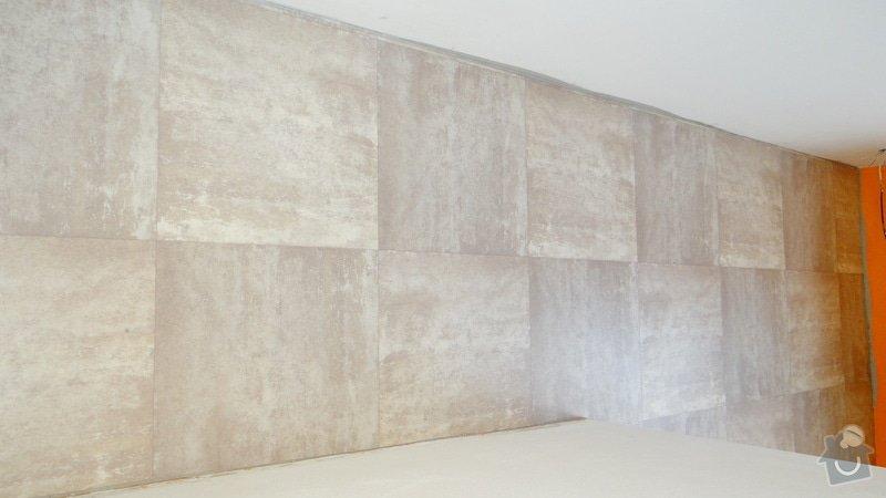 Vytvoření záklopu a pokládka vinylové podlahy Gerflor.: DSC04162