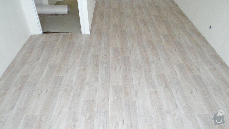 Vytvoření záklopu a pokládka vinylové podlahy Gerflor.: DSC04167